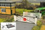 Gaugemaster Structures GM404  Fordhampton Level Crossing Plastic Kit